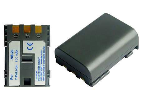 NB-2L, NB-2LH, BP-2LH CANON Camcorder Battery