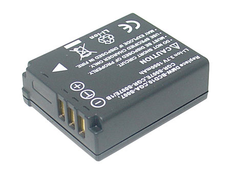 Digital Camera Battery for PANASONIC CGA-S007A/1B