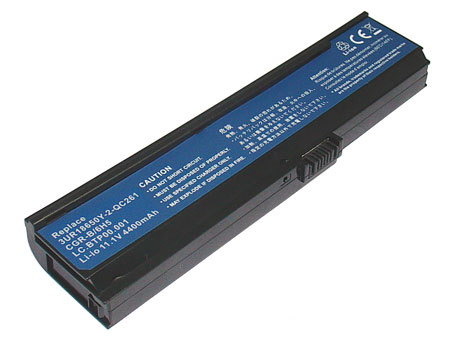 3UR18650Y-2-QC261, CGR-B/6H5, LC.BTP00.001 ACER Laptop Battery